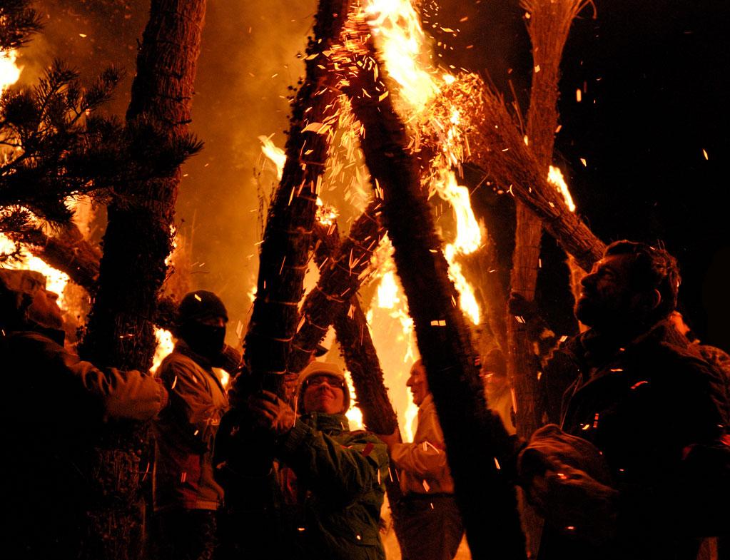 Fête de la Fia-Faia © Pere Pedrals Casas
