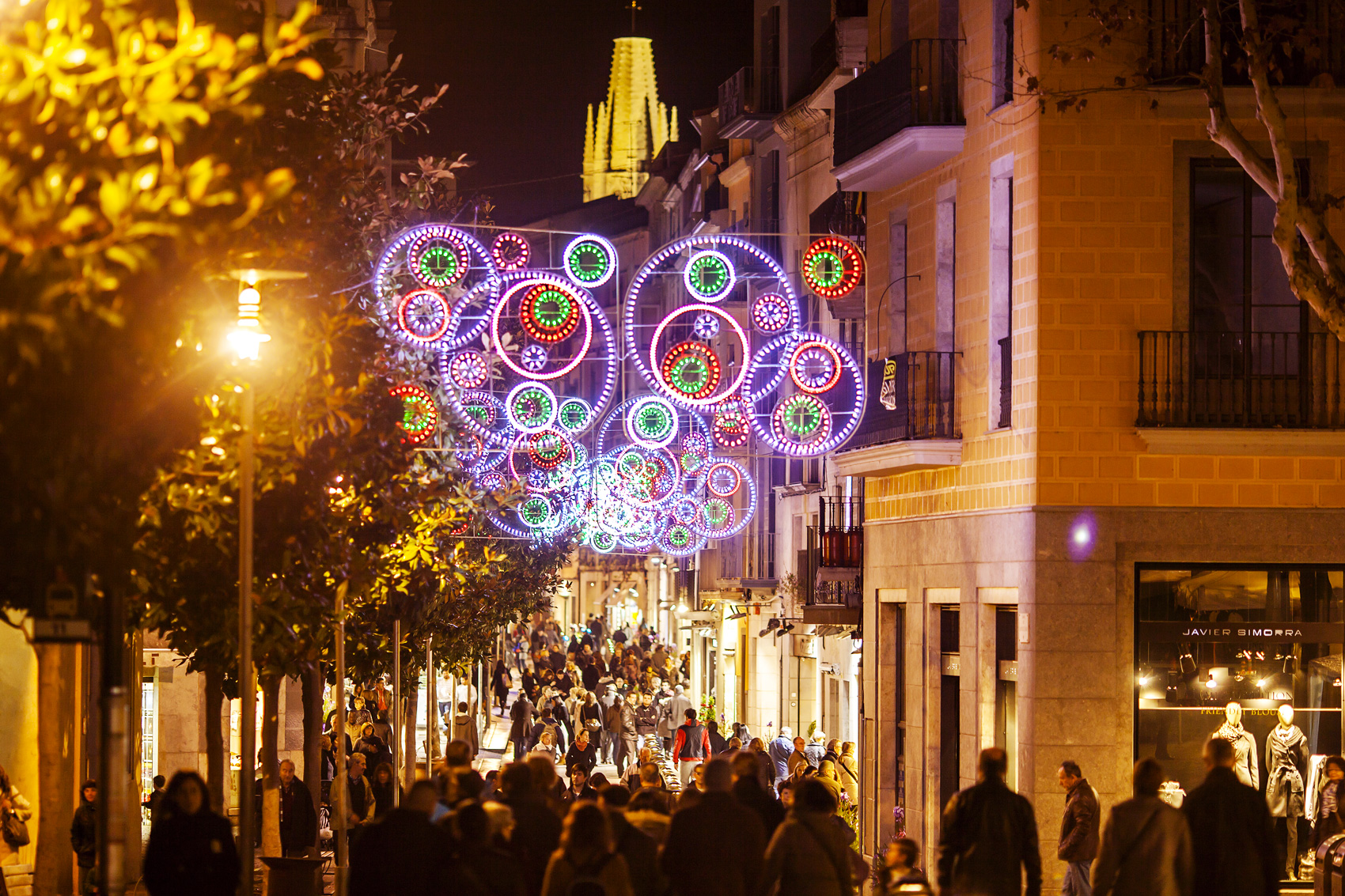 Rue Santa Clara © Ajuntament de Girona.CRDI. Toni Vilches