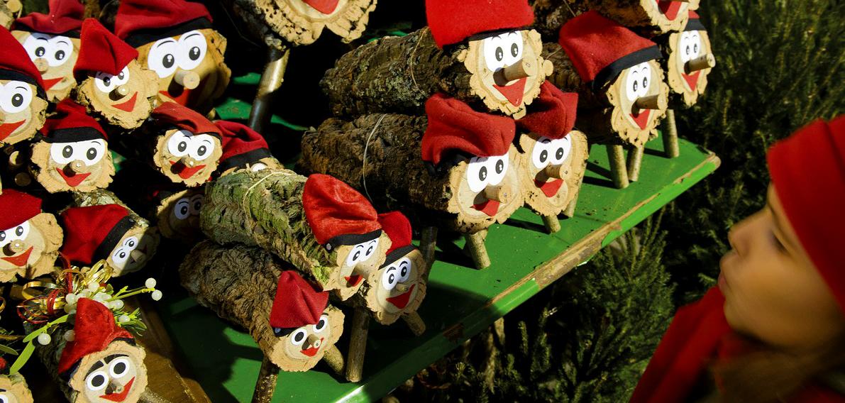 Tió de Nadal - traditions de Noël en Catalogne