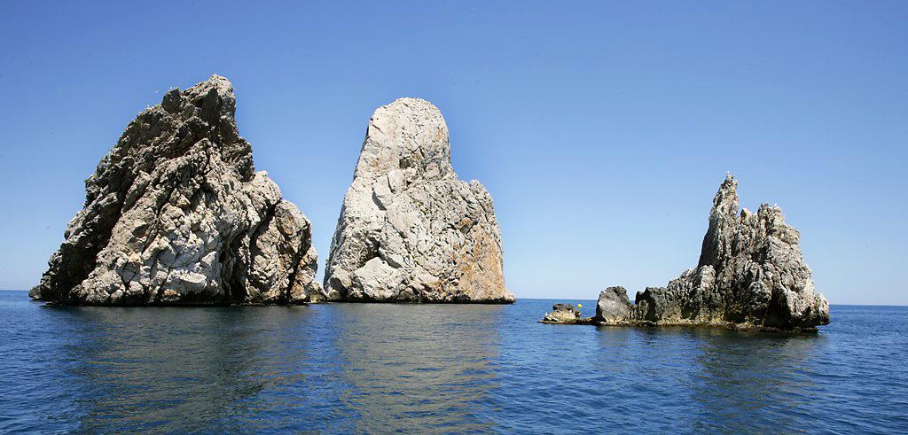 Illes Medes © Arxiu fotogràfic de l'Ajuntament de Torroella