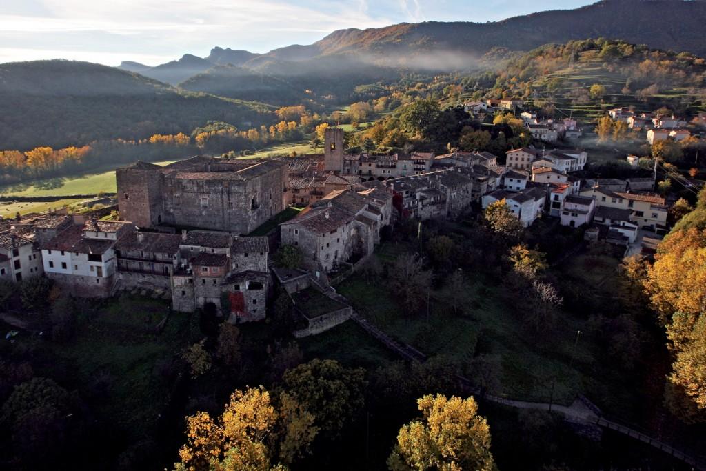 Santa Pau - Garrotxa - Catalogne
