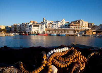 Les quartiers et villes marines de Catalogne