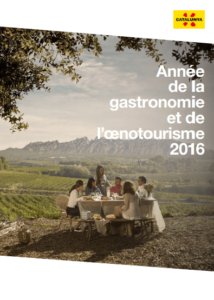 Année De La Gast Et Oenotourisme