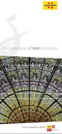 Catalogne, Cest La Cultura (carte)