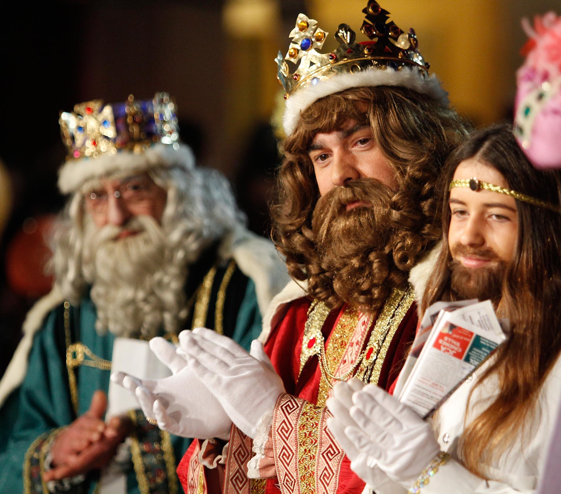 Rois Mages - Noël en Catalogne