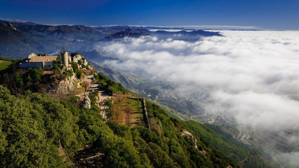 Le chemin des Bons Hommes – GR 107  Pyrénées