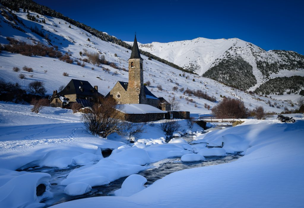 Montgarri - Val d'Aran - Catalogne