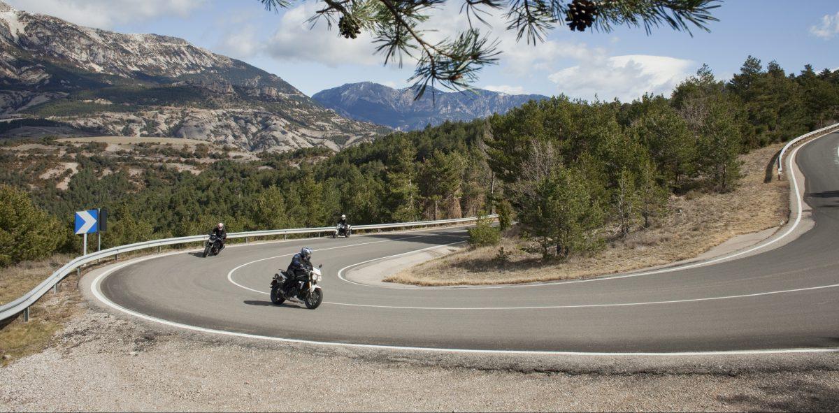 Les 10 routes de motourisme à Lleida