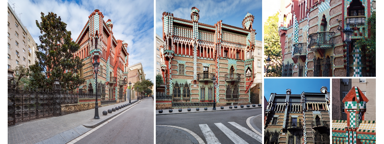 48h Open House Barcelone - Casa Vicens