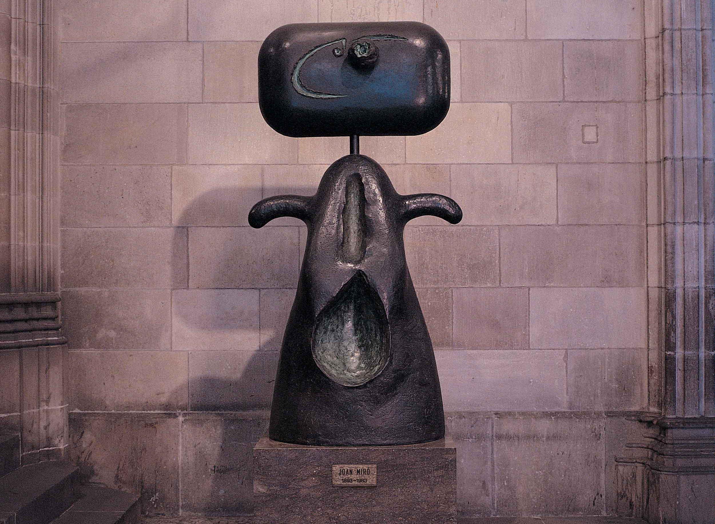 Sculpture la Dona