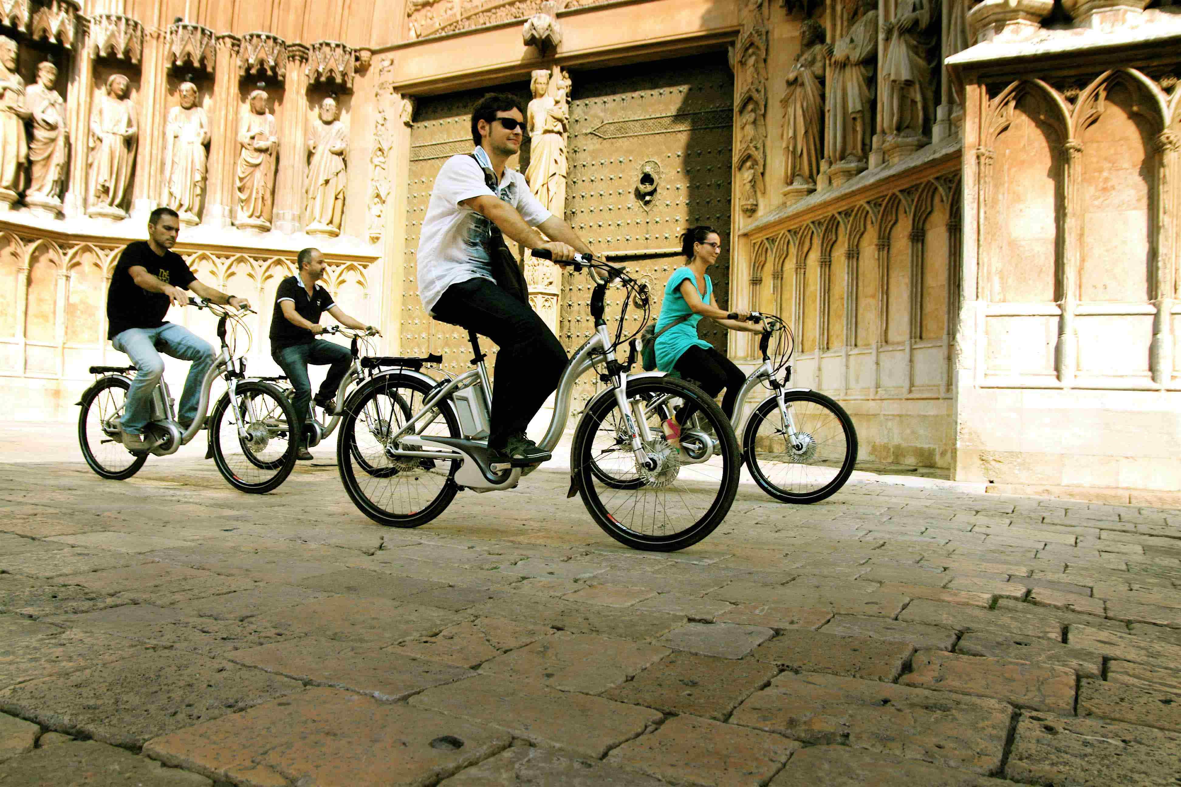 Tour de la ville à vélo - Tarragone