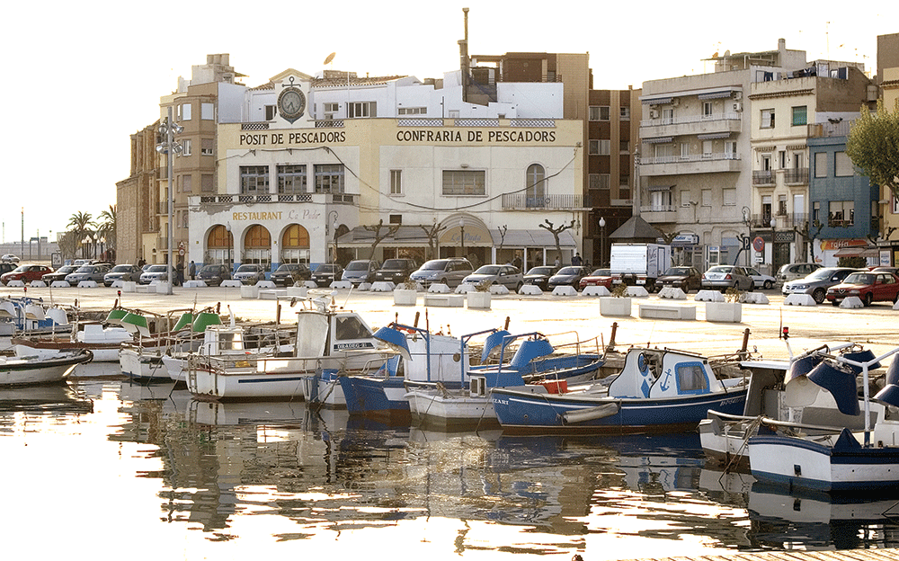 Port de pêche El Serrallo - Tarragone