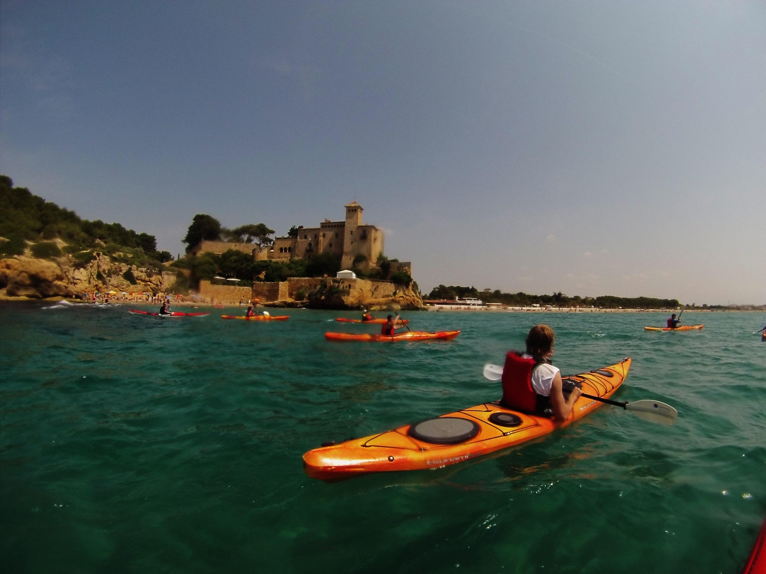 Kayak - Tarragone