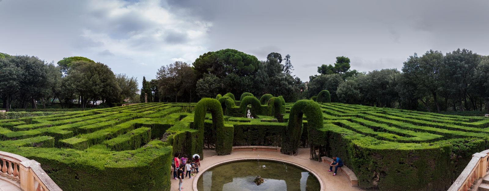 48h Open House Barcelone - Labyrinthe d'Horta