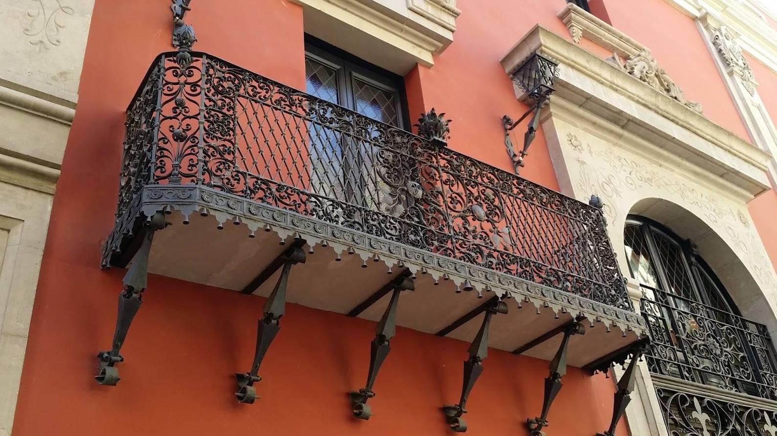 Architecture moderniste à Lleida