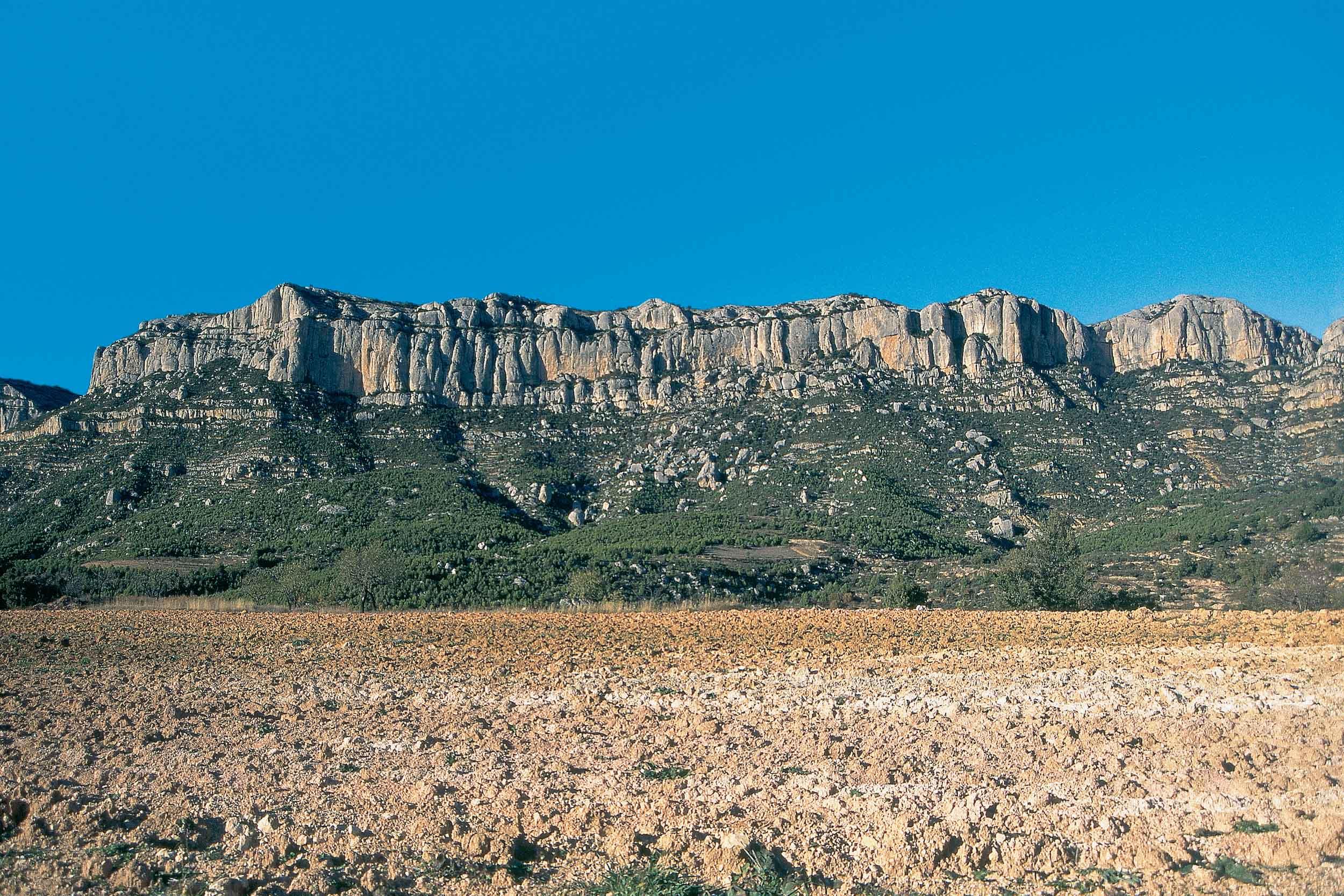 Montagnes de Montsant