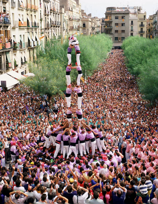 Castellers de Tarragone
