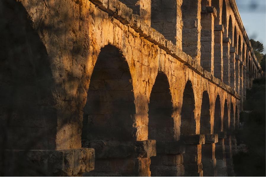 Pont du diable - Tarragone
