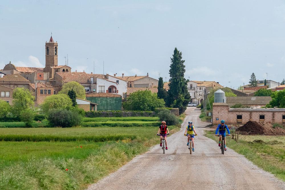 Lleida à vélo