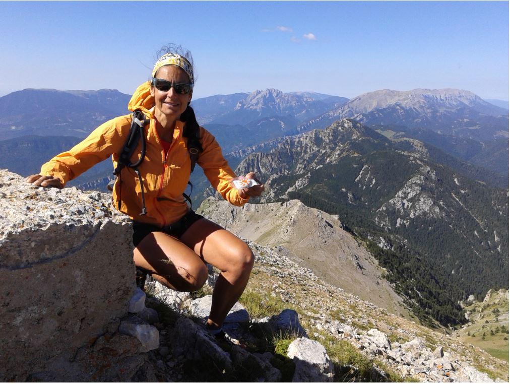 Les montagnes et Nuria