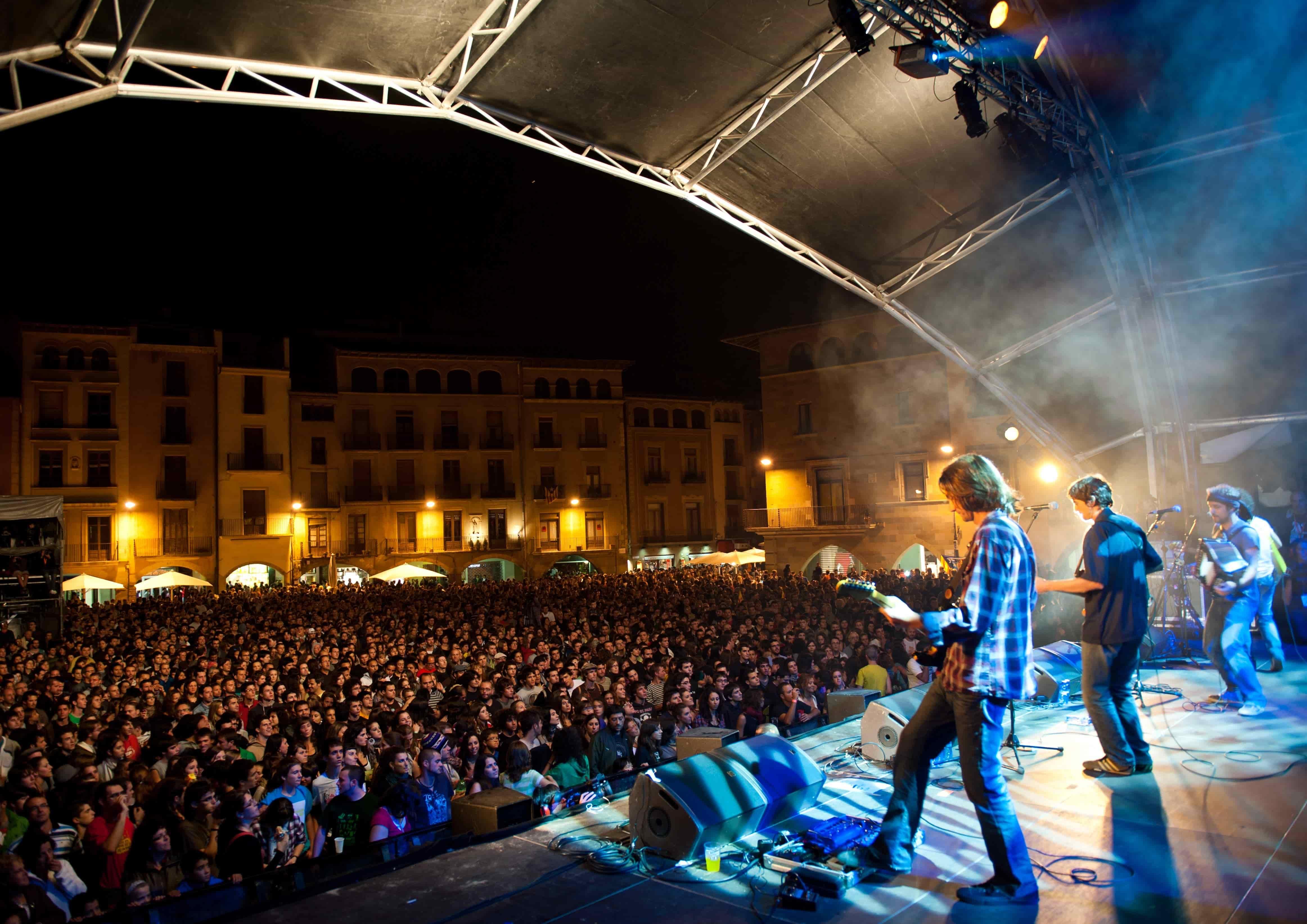 Mercat de Musica Viva de Vic