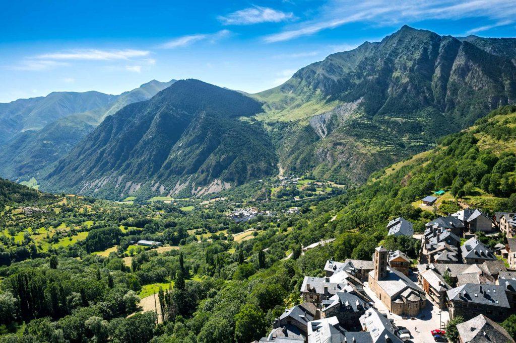 Vall de Boi - Yann Arthus Bertrand