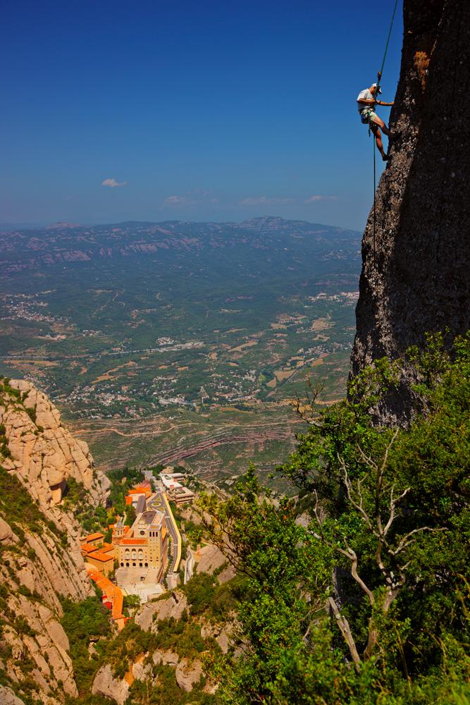 Montserrat - Escalade