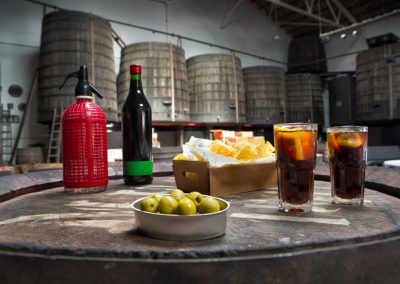 Savourer un verre de Vermut pour trinquer à la catalane !
