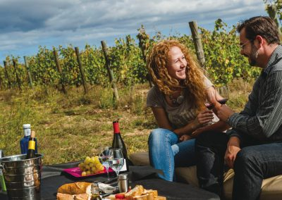 Sur la route des vins catalans