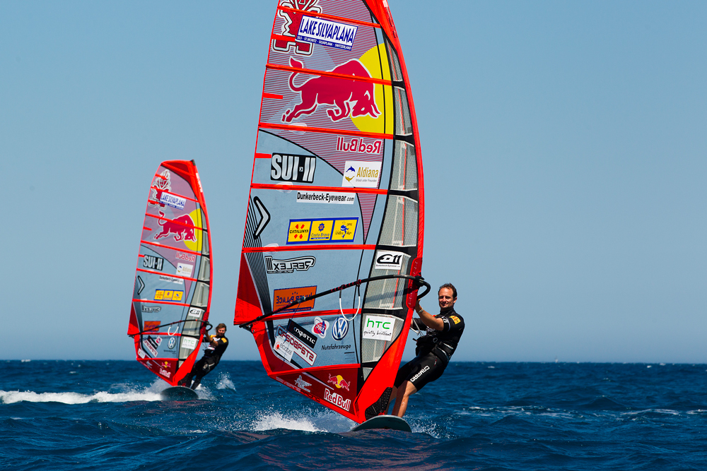 World Windsurfing tour