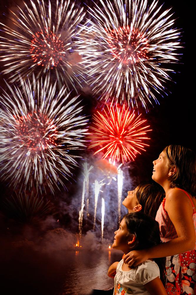 Festival des feux d'artifices de Blanes