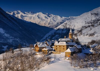 Balade d'hiver dans les Pyrénées de Catalogne