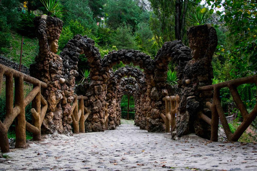 Les jardin d'Artigas © my destination