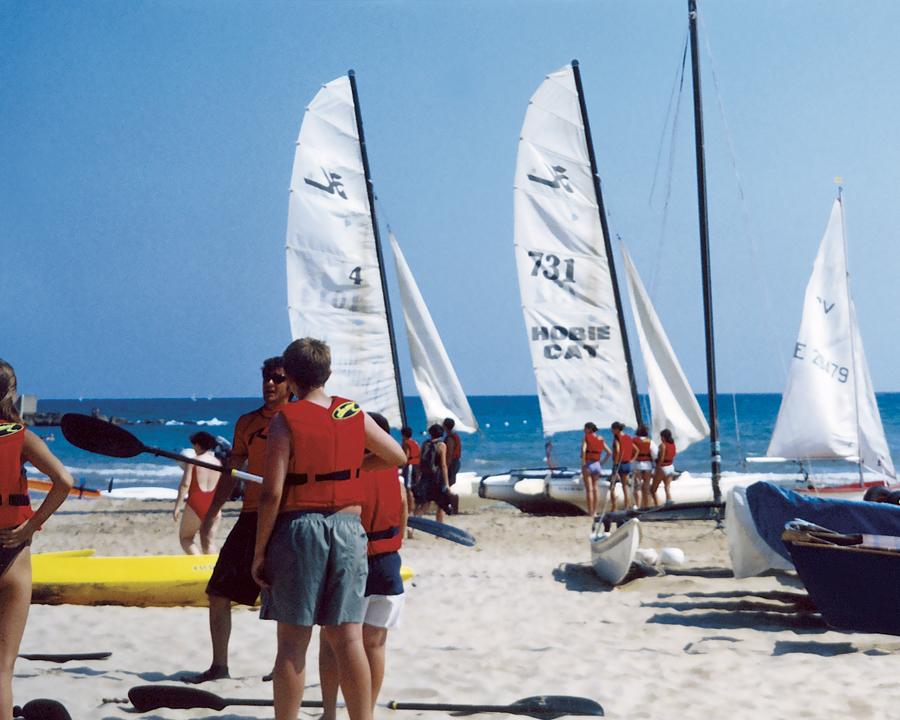 Activitats nautiques © Ajuntament de Vilanova i la Geltrú