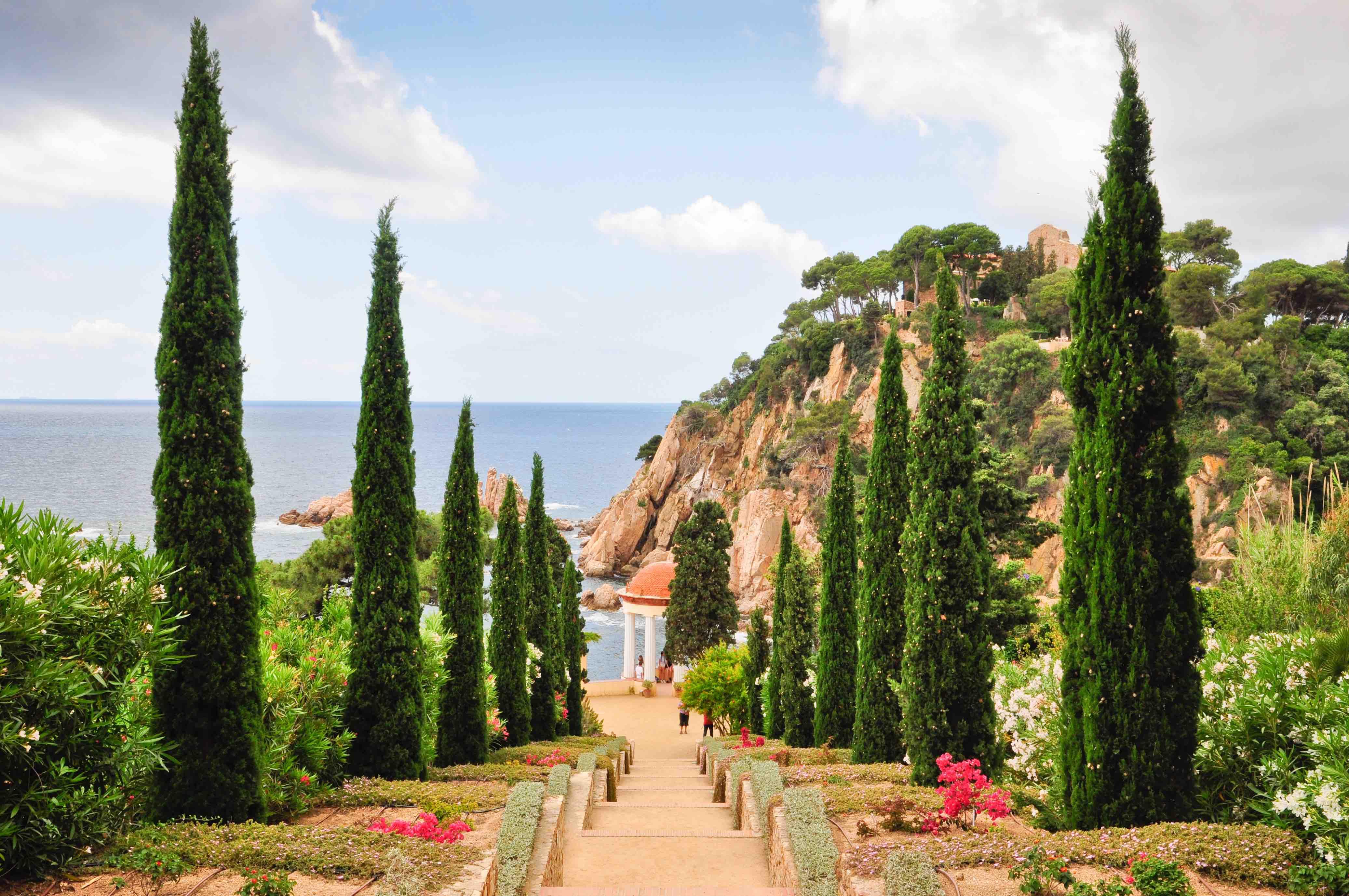 Marimurtra - jardins - printemps
