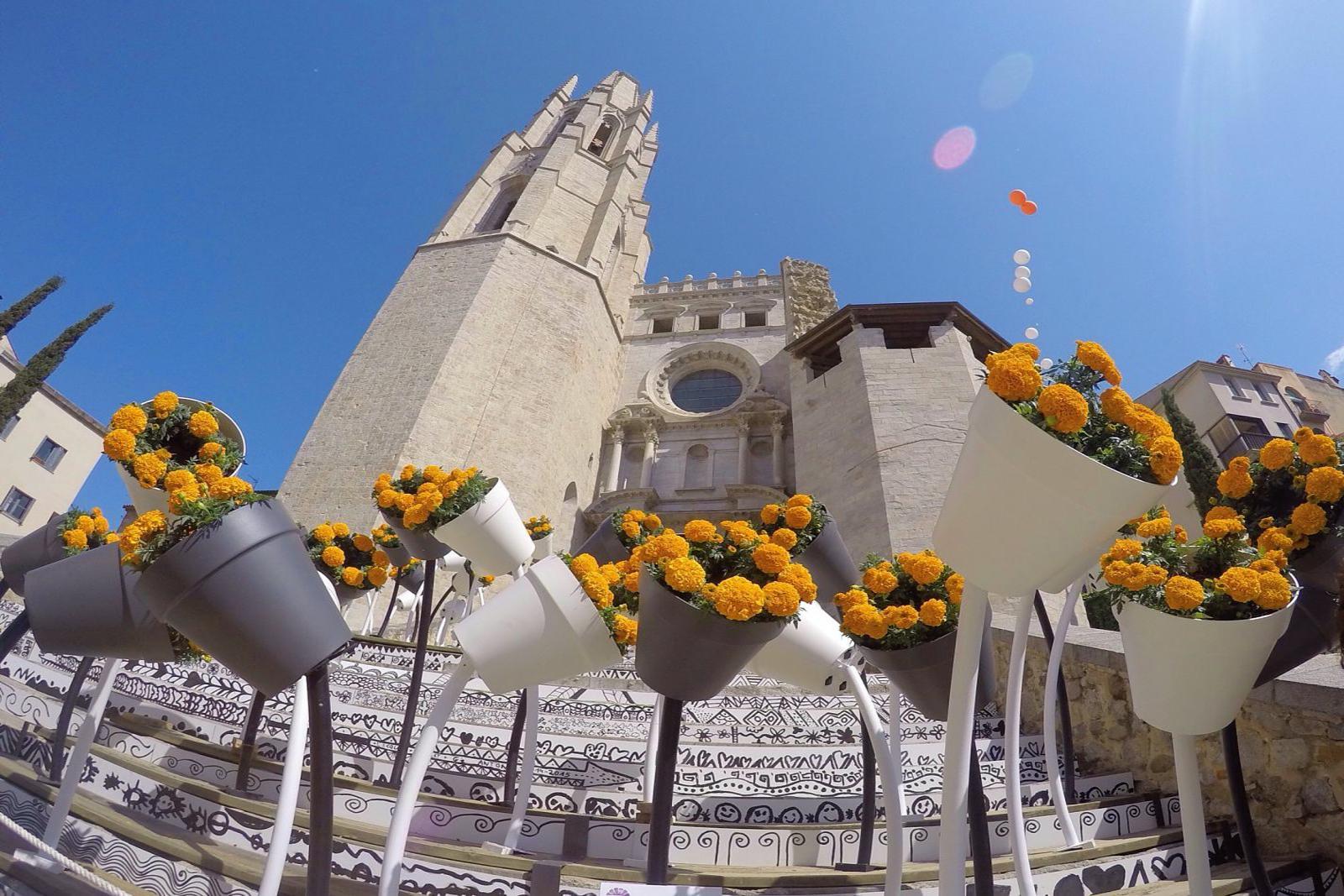 Temps de Flors © Ajuntament Girona