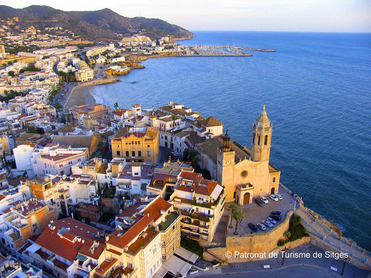 Sitges © Patronat de Turisme de Sitges