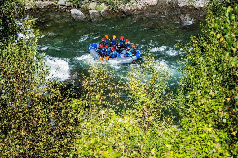 Rafting à Rocroi © my destination