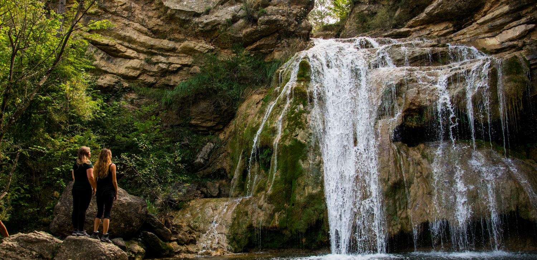 La randonnée des 7 cascades