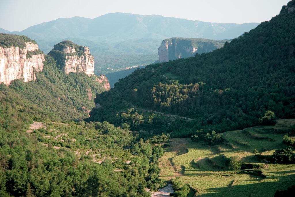 Tavertet, Catalogne