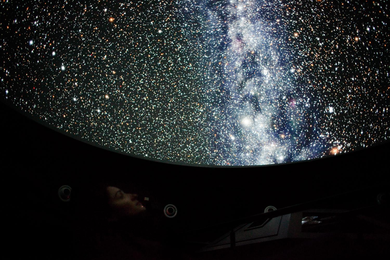 Parc Astronòmic del Montsec. Àger, La Noguera.