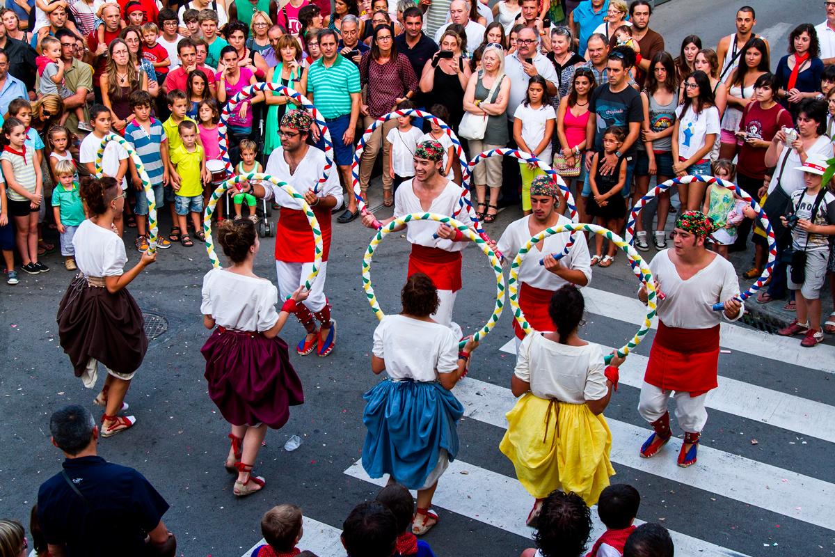 Ball dels Cercolets © Ajuntament de VilafrancadelPenedès