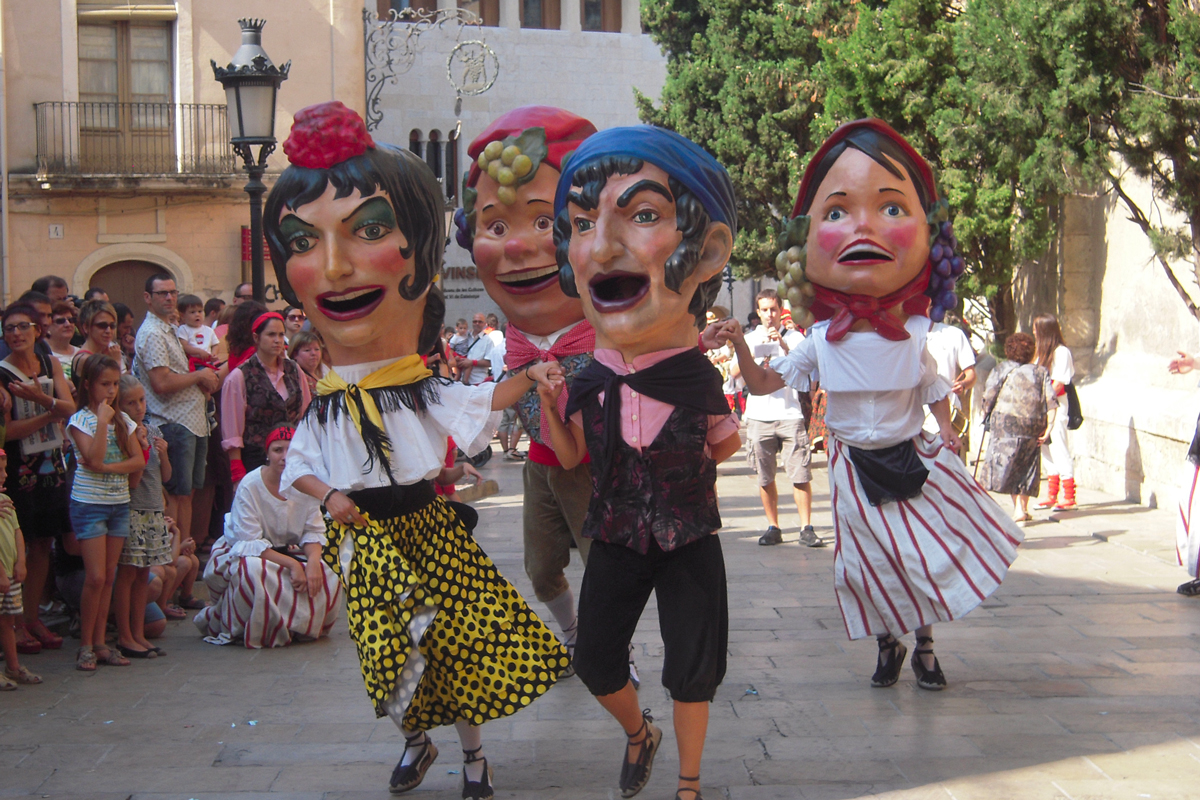 Cap grossos © Ajuntamentde Vilafranca del Penedès