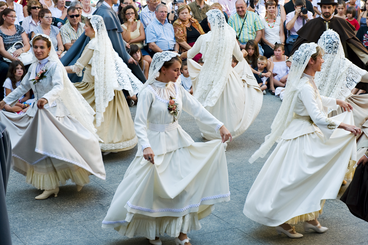 Dansa de Castellterçol © Gemma Miralda