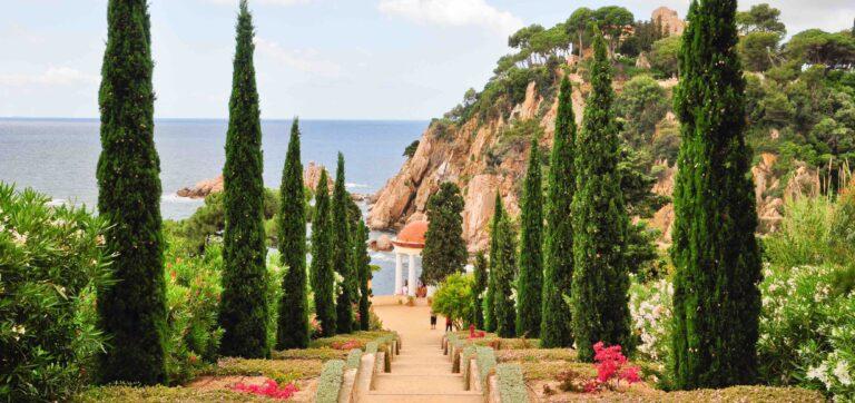 Marimurtra - printemps en Catalogne