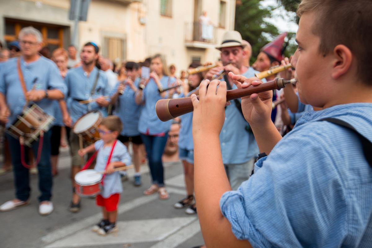 festa-major © Sant Quinti de Mediona