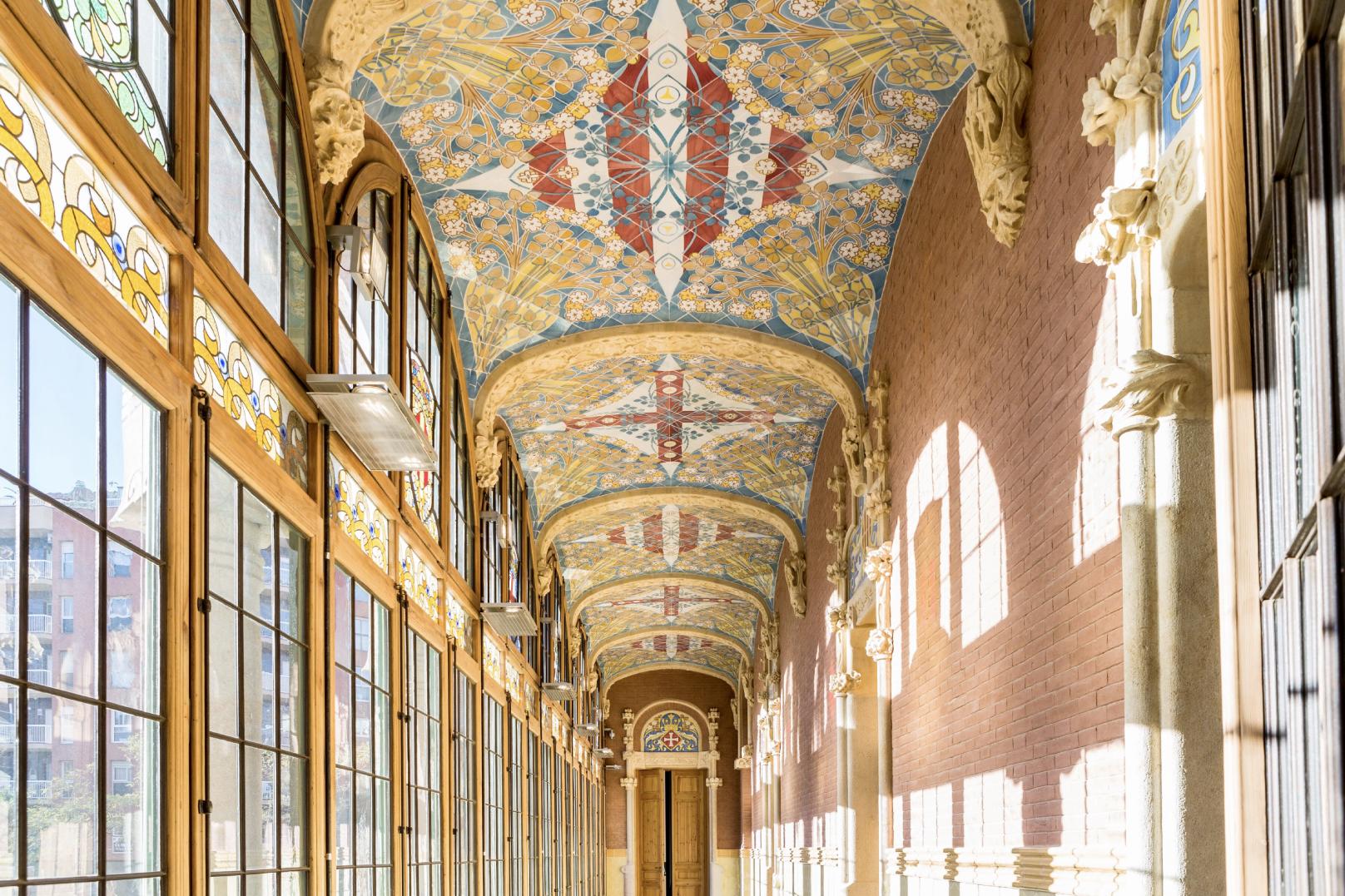 Hospital de la Santa Creu i Sant Pau © Robert Ramos