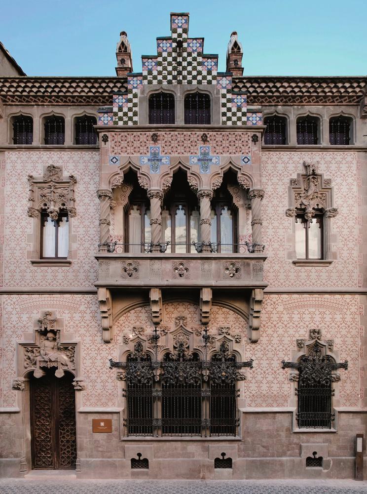 Casa Coll I Regàs © Fundació Iluro