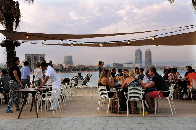 Barceloneta Barcelona - Turisme De Barcelona - A Contraluz