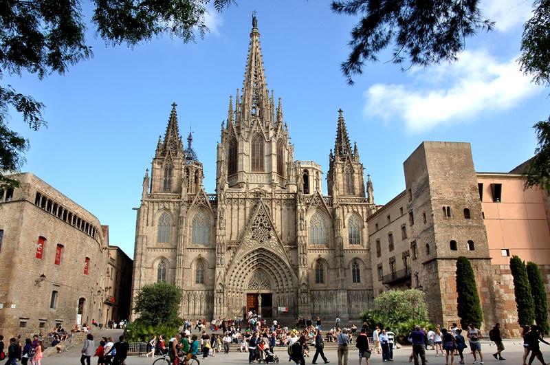 El Born I Santa Maria Del Mar © Turisme De Barcelona